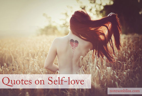 quotes on self-love