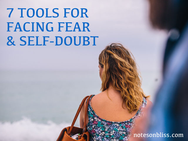 how to face fear