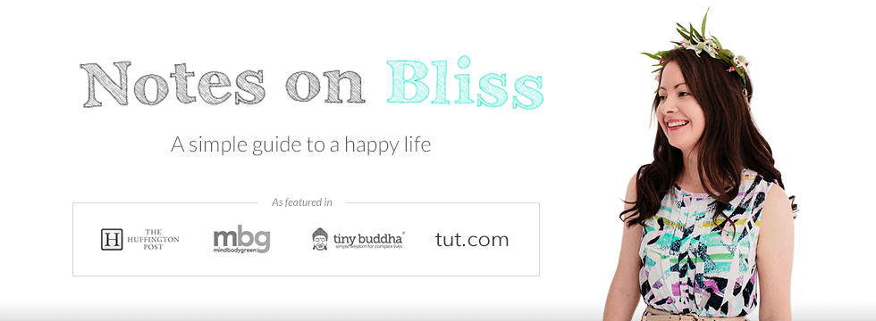 Notes on Bliss